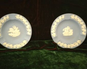 Wedgwood Jasperware Pair of Dishes