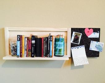 Hanging Book Shelf hanging bookshelf | etsy