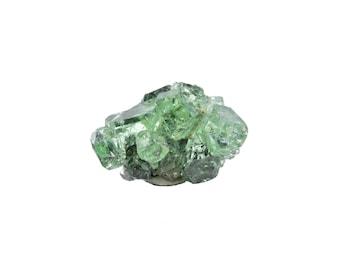 Mint Green Tsavorite Grossular Garnet from Merelani Hills, Tanzania, Africa 08