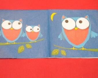 "child theme ""OWL family"" paper towel"