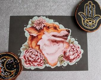 Fox Print S
