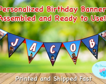 Roblox Birthday Banner, Roblox Personalized Banner