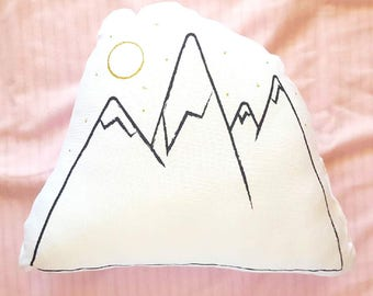 Moon Mountain Soft Toy