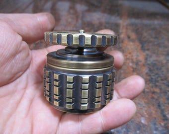 "Steampunk ""Pill/Tobaco Box"" V2"