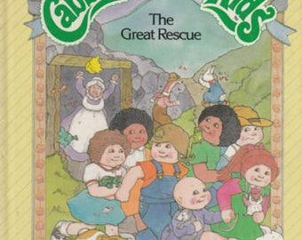 Vintage Cabbage Patch Kids book