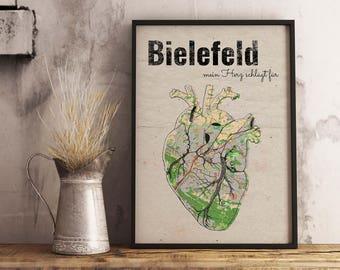 Bielefeld - my favourite city