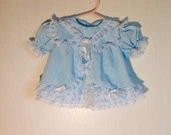 Frilly Baby Dress Tops