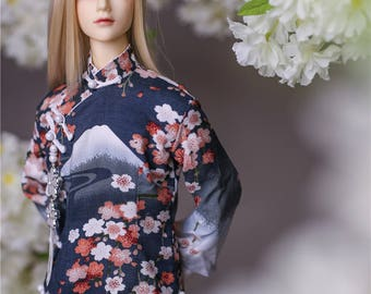 BJD Cheongsam(Qipao)  Doll Clothes
