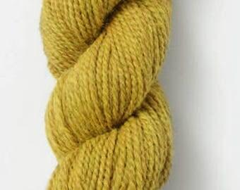 Melange in Dijon - Blue Sky baby alpaca - sport weight yarn