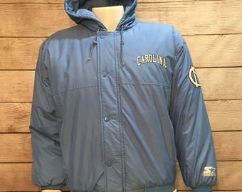 Vintage NCAA College North Carolina Starter Jacket
