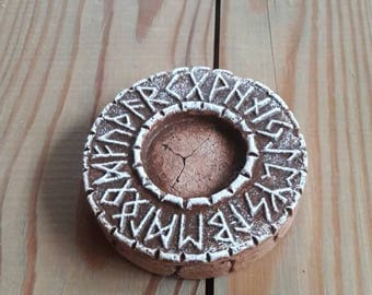 Rune Stand for Scandinavian (Norse) Figurines