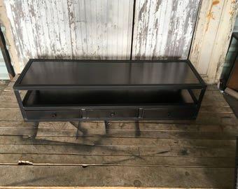 Industrial steel industrial style furniture