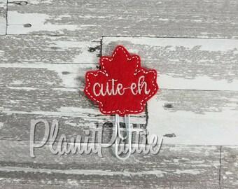 Canada Cute-eh