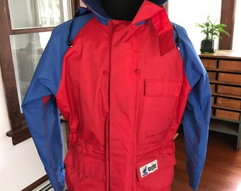 Vintage Grottos Sailing Foul Weather Jacket