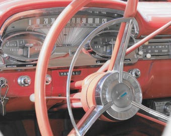 1959 Edsel Dashboard