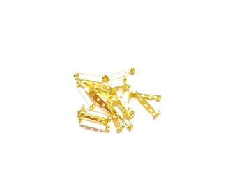 30 pins pin gold 27mm x 7mm