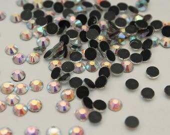 1gross - ss20 AB Crystal Rhinestones | Glass | Hotfix | Loose