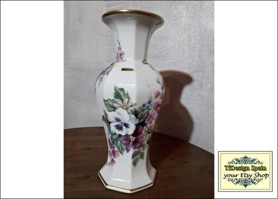 Porcelain Vase White, Porcelain vase flowers, Porcelain vase design, Porcelain vase Etsy, Porcelain vase gift, Vintage porcelain vase 30 cm