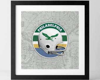 Vintage NFL: Philadelphia Eagles-inspired