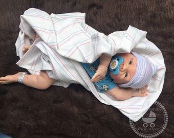 Reborn baby boy or girl | AWAKE | Made To Order | Paisley sculpt