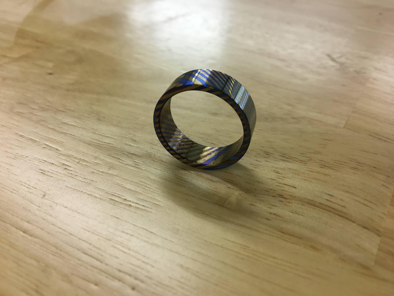 Timascus Ring E10211404452869216M 4399 Generallinestop