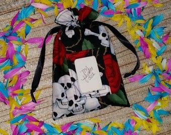 Tarot bag, oracle bag, rune bag, bag for crystals