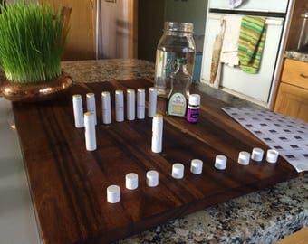 Vanilla lavender Chapstick