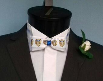 Leeds United Groom's Wedding Bow Tie