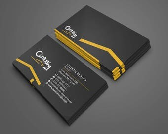 century 21 business card real estate business card design