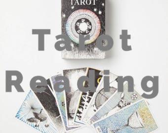 The Wild Unknown Tarot Reading