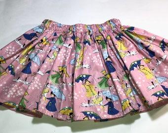 April Showers Skirt.