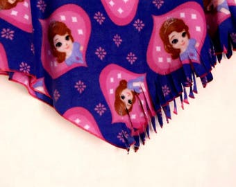 Sofia The First Poncho