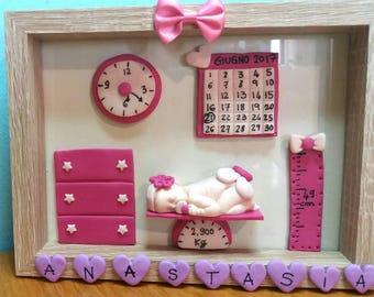 Baby/child birth setting