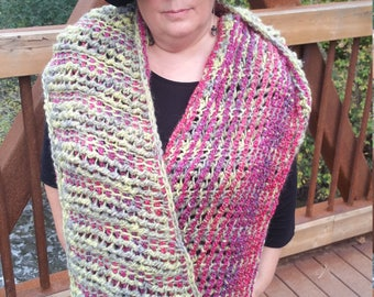 In The Mist Infinity Scarf