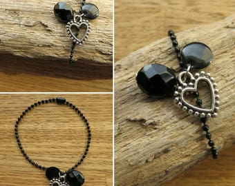 Bracelet ball chain ball chain 17471