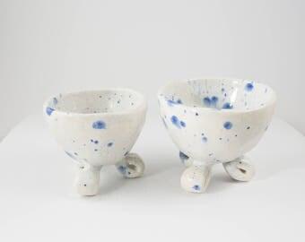 Handmade Ceramic Bowls | Ice Cream Bowls  | Housewarming Gift |