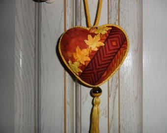 heart decorative hanging furniture or windows