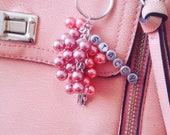 Personalised Handbag Charm 21st Birthday Gift Special Birthday Gift Handbag Bead Charm Gifts for Girls Changing Bag Charm Teacher Gift