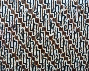 Old Handmade Indonesian Batik
