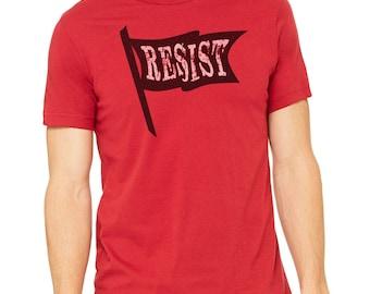 Resist Shirt, Resist, Anti Trump shirt, Political shirt, Antifa, Left Wing,