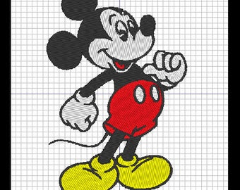 embroidery design - Mickey It's Me