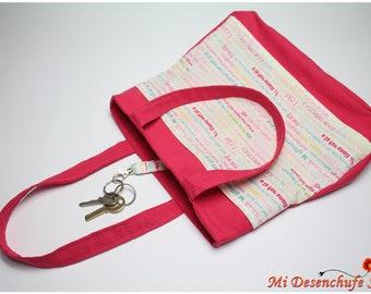 Fabric bag - small ToteBag