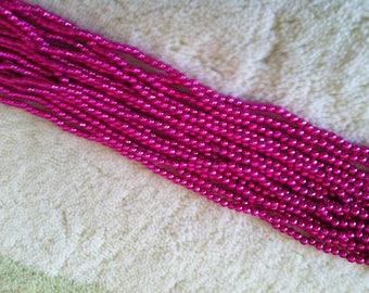 Plastic bead 2mm round