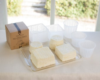 Country Trading Co. Soft Cheese Baskets - Set of 5