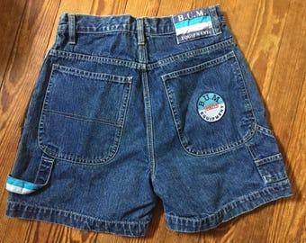 BUM Vintage Jean Shorts