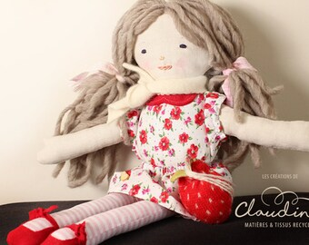 Sold - The timeless doll cloth