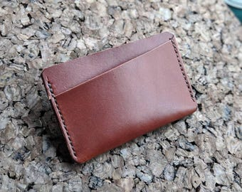 Low profile wallet