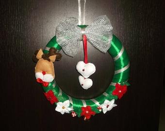 Christmas Wreath for Door