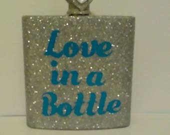 Love in a bottle - 250ml Flask