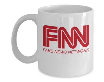 FNN - Fake News Network 15oz. Mug - Deplorable - Republican Pride